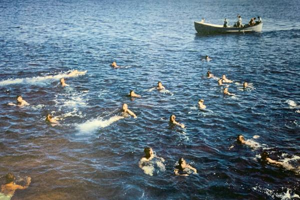 navy swim
