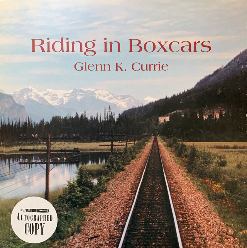 Riding in Boxcars